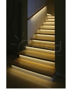Oświetlenie Schodów Led Oświetlenie Led Technika