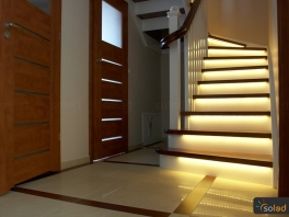 Oświetlenie Schodowe Led Taśma Led Producent Oświetlenia