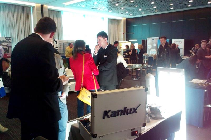 Kanlux na konferencji DESIGN w Poznaniu