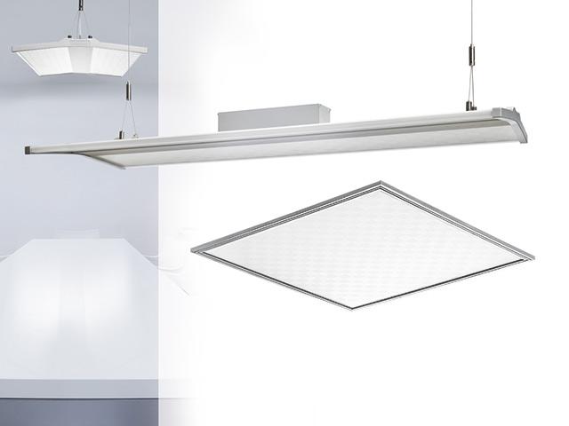 CODIA LED to energooszczędna alternatywa dla klasycznych opraw rastrowych ze świetlówkami typu T5 i T8