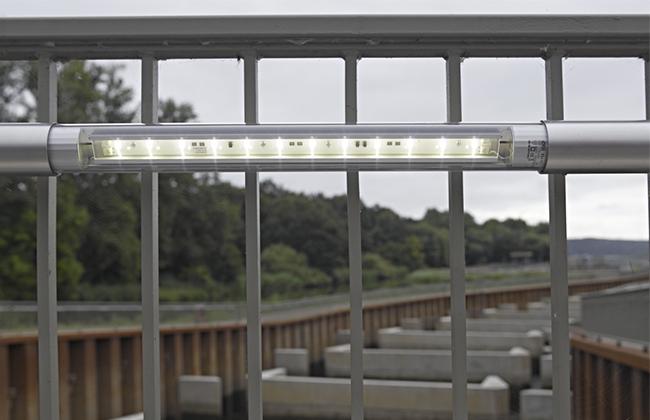 wodoszczelnymi oprawami BERN LED firmy NORKA GmbH