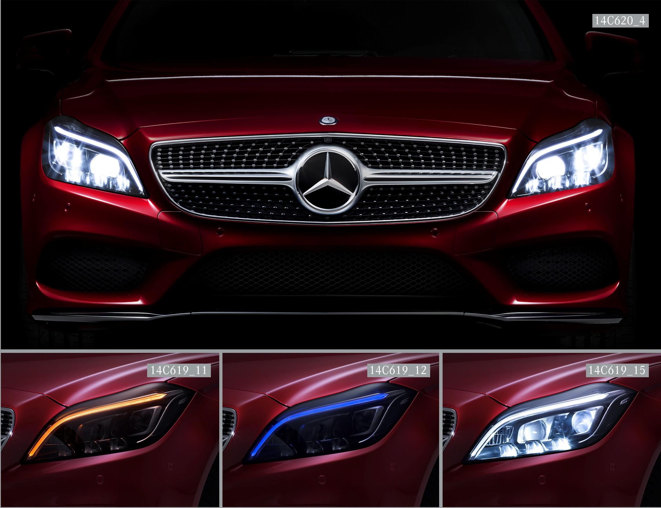 Multibeam LED Mercedes-Benz