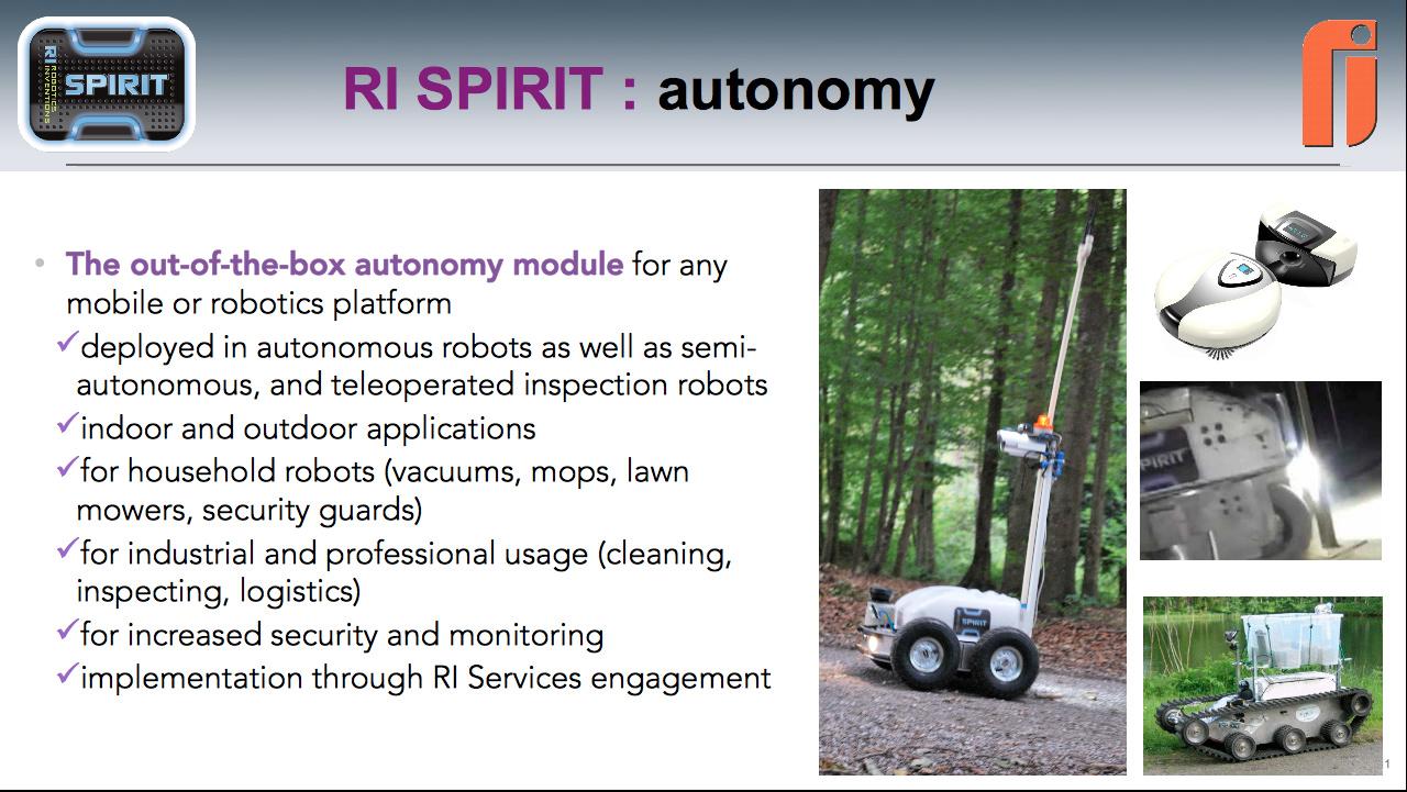 Oprogramowanie, które umożliwia robotom samodzielne decydowanie o tym, jak pokonywać przeszkody na drodze, stworzyła niewielka firma z Warszawy. Udało jej się zwyciężyć potentatów robotyki w zawodach M-ELROB organizowanych przez Wojskową Akademię Techniczną.