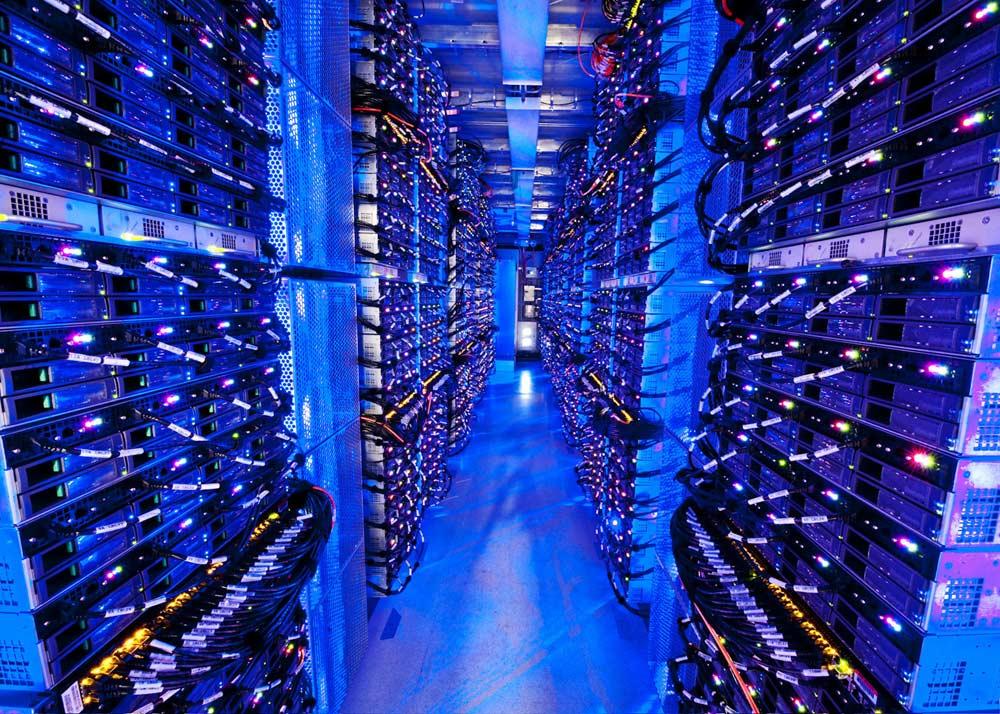Certyfikowany ośrodek serwerowy aplikacji On-line