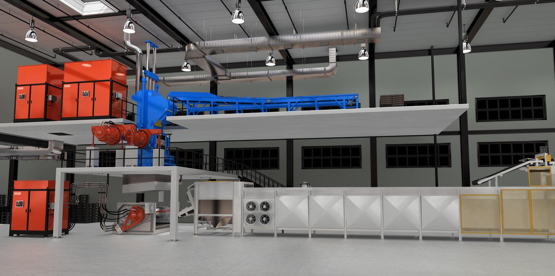 Jedną z podstawowych cech napędów firmy Bosch Rexroth jest łatwość instalacji i niewielka wymagana przestrzeń. Oznacza to także, że wymagana powierzchnia pod zabudowę maszyn produkcyjnych może zostać tak zoptymalizowana, aby uzyskać jak najniższe koszty instalacji i jak najlepszą dostępność. Instalacja nowego układu napędowego do aktualnie stosowanych lub unowocześnionych, jak również nowych maszyn, staje się bardzo prosta. Wystarczy tylko dołączyć bezpośredni napęd hydrauliczny do wału napędowego maszyny.