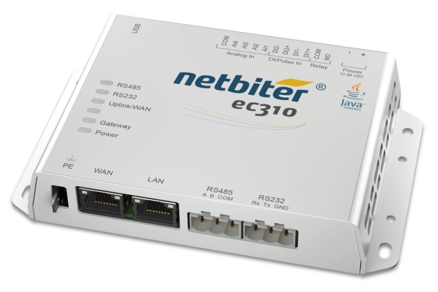 Bramka dostępowa Netbiter EasyConnect 310