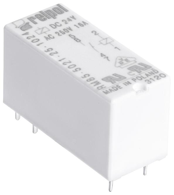 Przekaźnik miniaturowy RM85 inrush