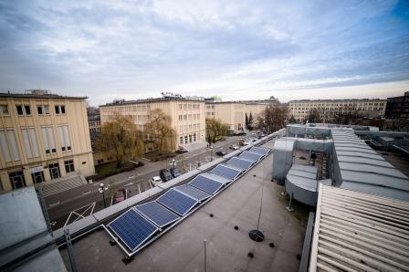 RWE AGH Solar LAB
