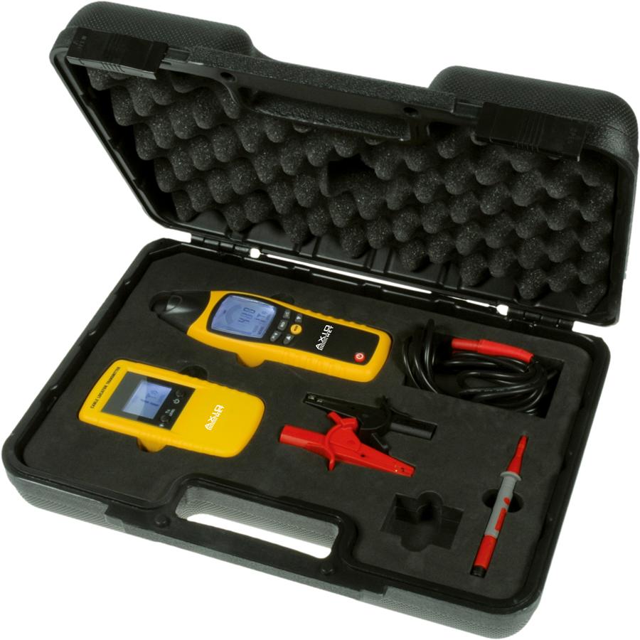 Detektor kabli AXIOMET AX-T2090 w walizce