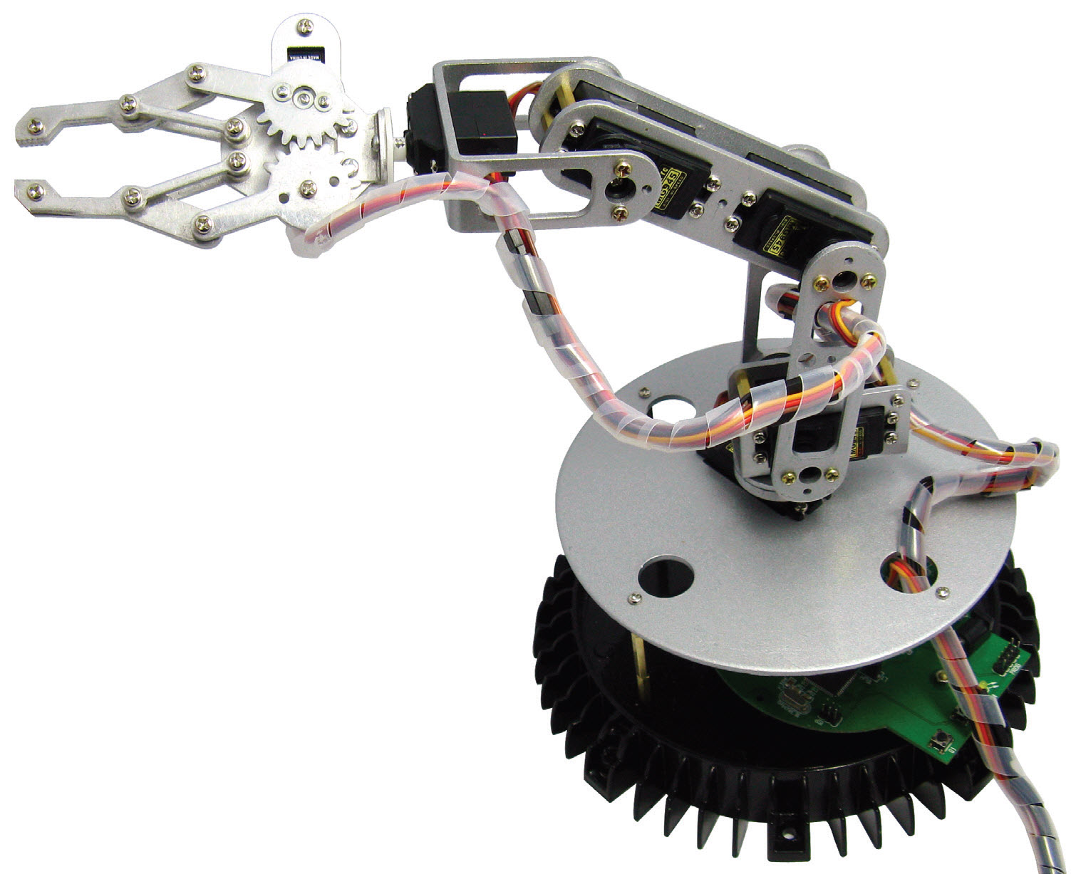 AREXX Robot Arm Pro