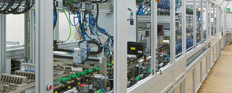 Rys. 4. Zastosowanie Axiocontrol przyczynia się do zwiększenia odporności maszyny