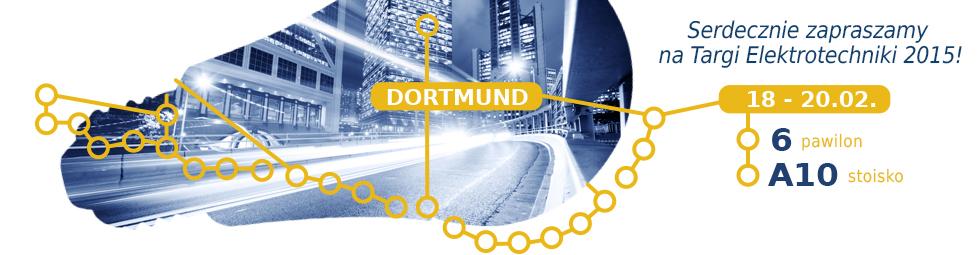 Polskie źródła światła na Międzynarodowych Targach Specjalistycznych ELEKTROTECHNIK 2015 w Dortmundzie