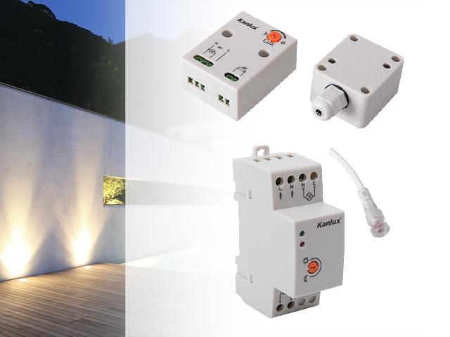 czujniki zmierzchu az 10a i az 10a th 35 czujnik ruchu kanlux rh elektroonline pl