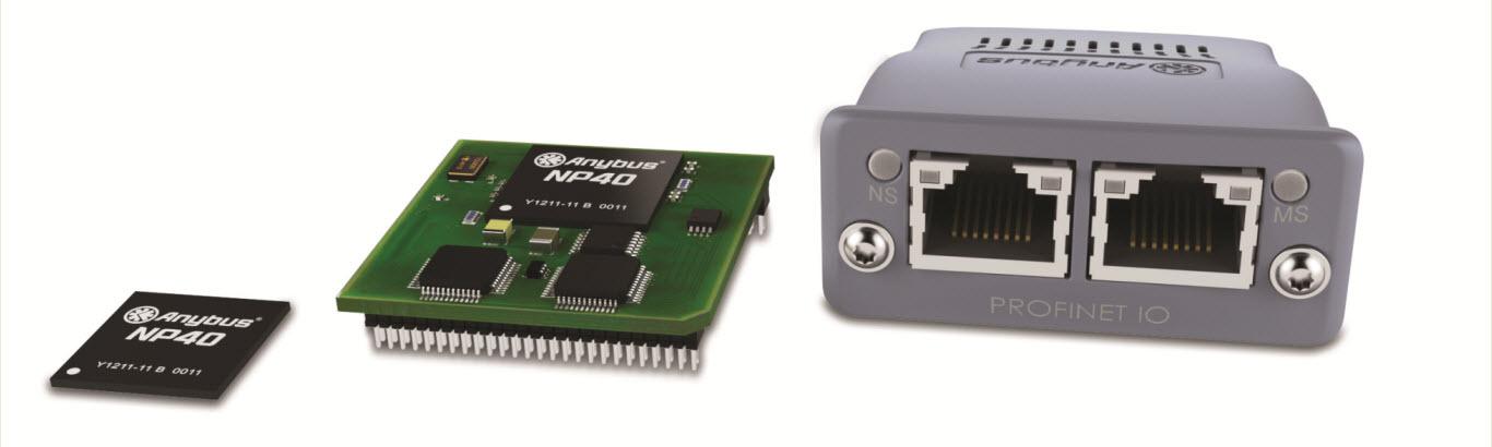 Nowe bramki dostępowe Anybus CompactCom 40-series od HMS Industrial Networks w Polsce dostarcza firma Elmark Automatyka.