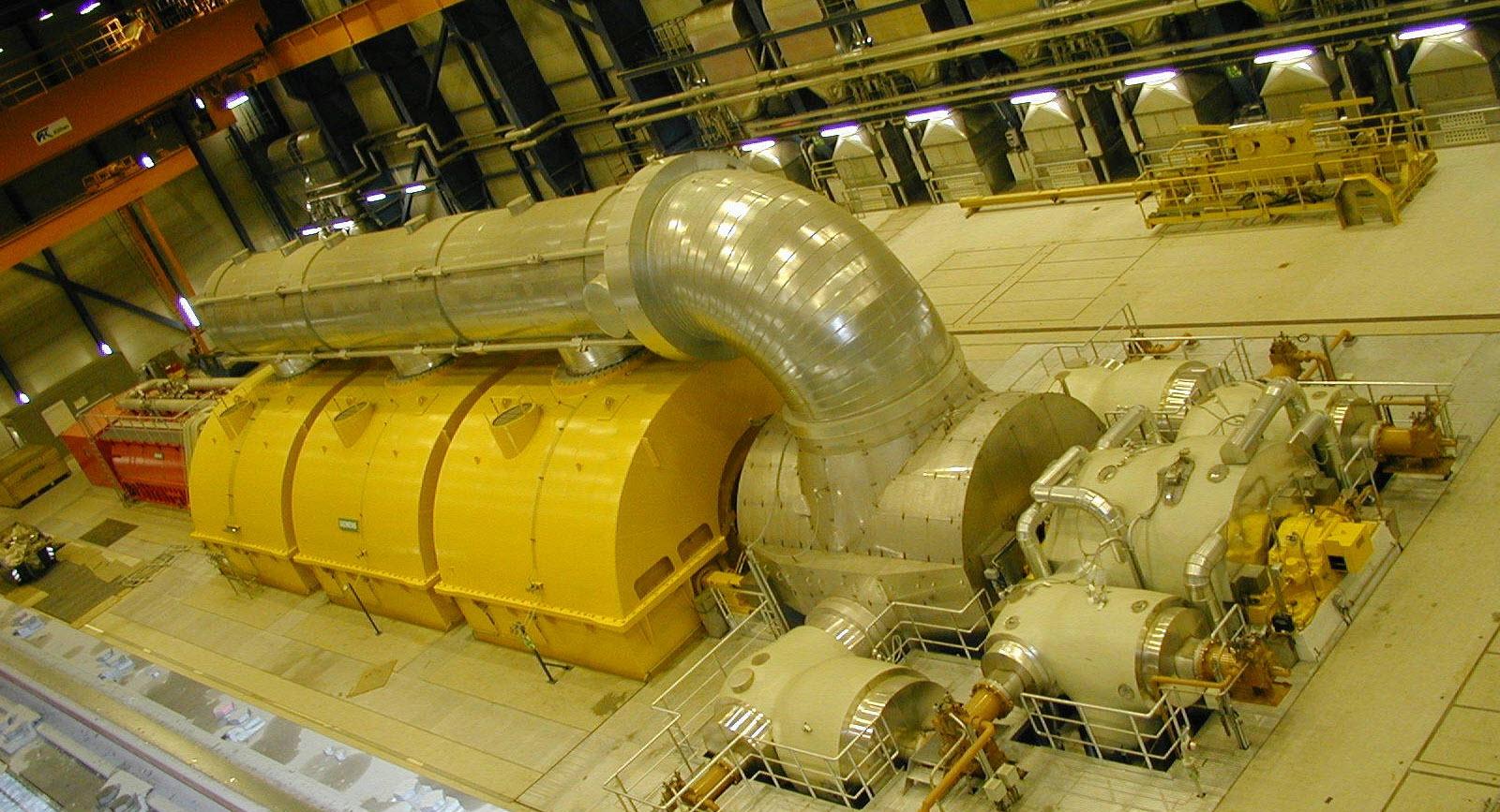 Głównym elementem układów hydraulicznych dla turbin gazowych i parowych są serwocylindry, które są stosowane do kontrolowania napływu medium do turbiny.