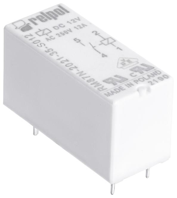 Przekaźnik RM87, RM87 sensitive