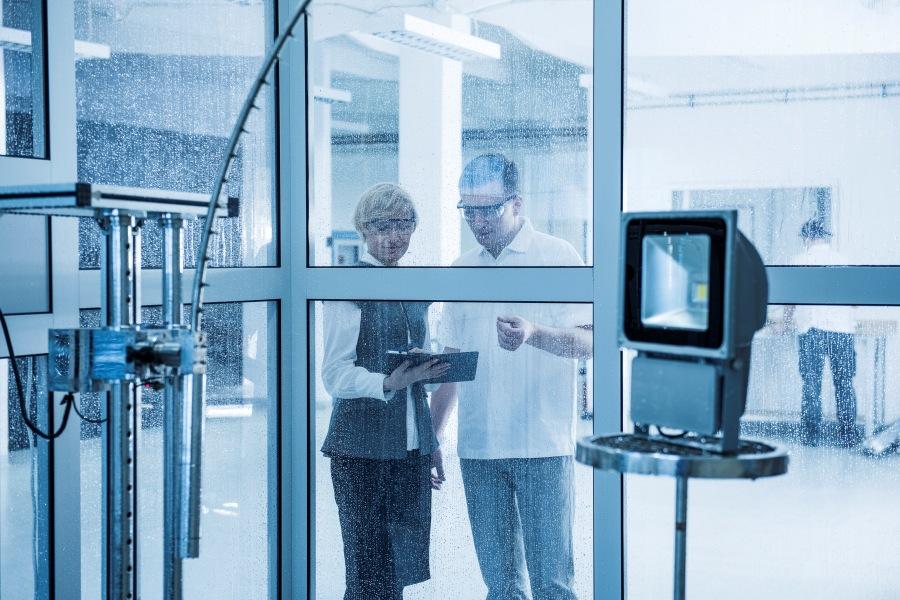 KANLUX poddaje swoje produkty szczegółowej kontroli technicznej i badaniom we własnym laboratorium