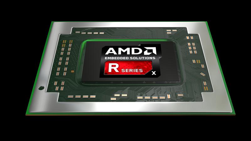 Procesor AMD Embedded SOC Serii R