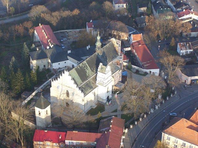 Kościół parafialny pw. Wniebowzięcia Najświętszej Maryi Panny w Kraśniku