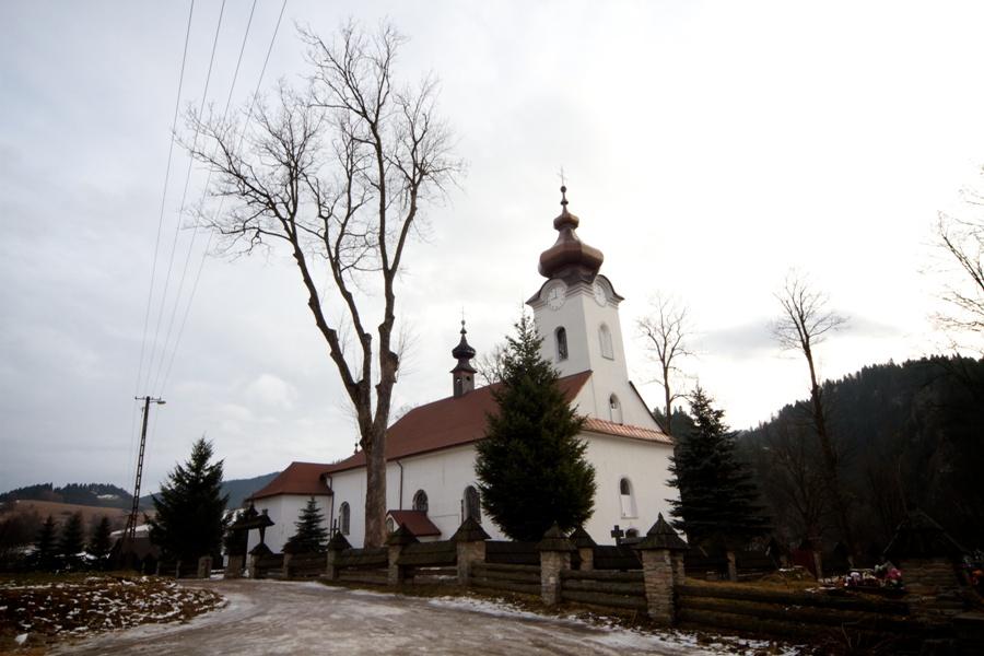 Kościół pw. Jana Chrzciciela w Jaworkach