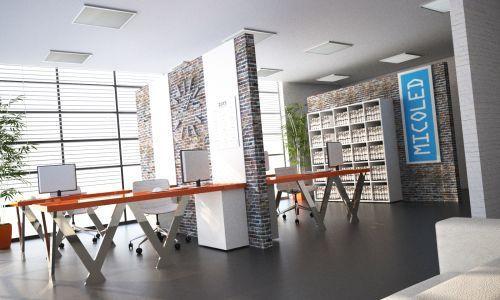 MICOLED em-BIURO, nie tylko do biura