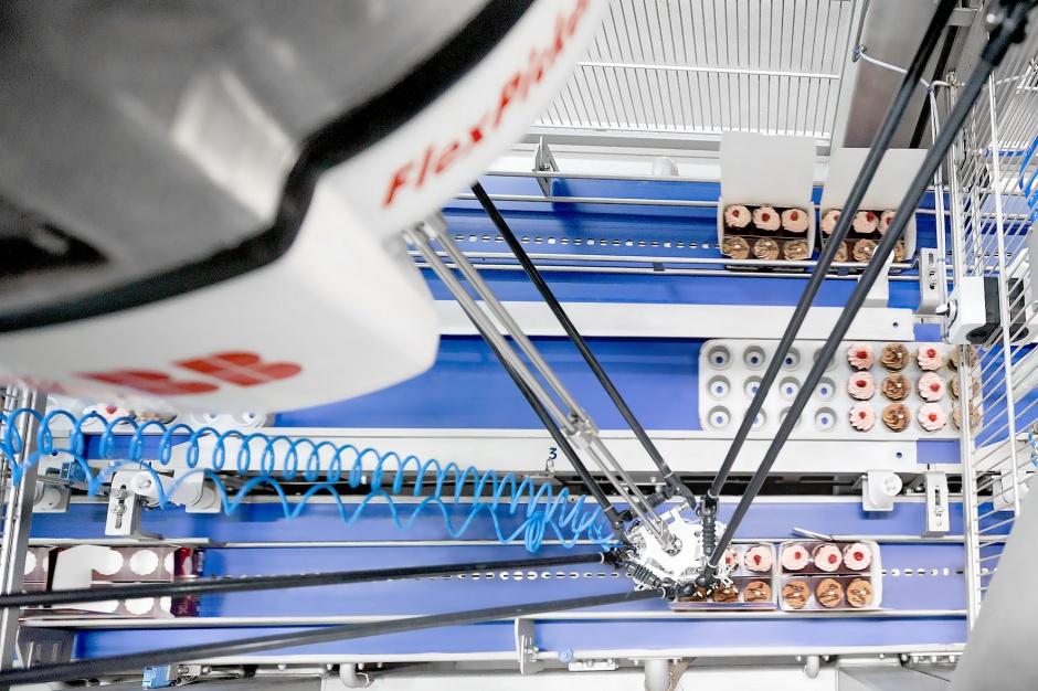 Automatyzacja produkcji w przemyśle spożywczym