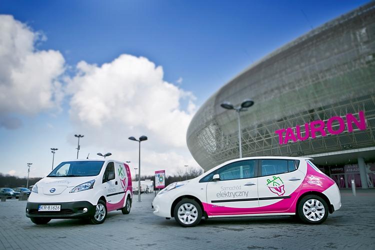 TAURON przygotowuje rozwiązania dla pojazdów elektrycznych