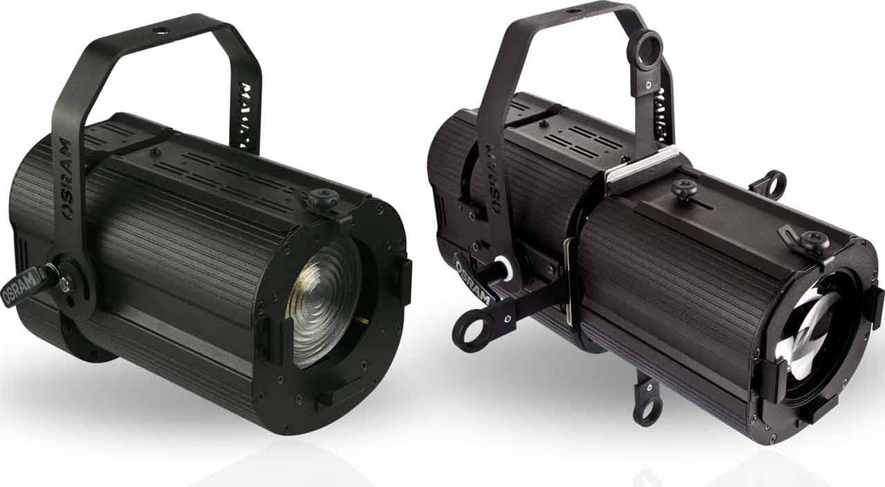 Oprawy oświetleniowe Kreios Fresnel i Kreios Profile LED