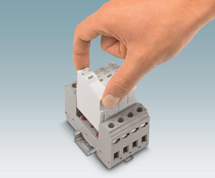 Rys. 4. Modułowa konstrukcja, łatwa obsługa odwracalnych wtyków, kompaktowy kształt - rodzina produktów SEC oferuje wiele korzyści.