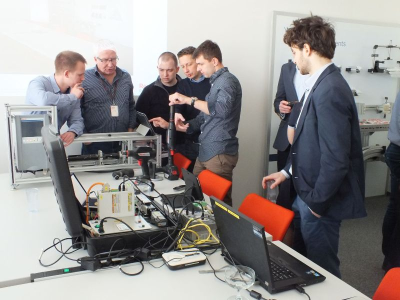 Nowa baza szkoleniowa napędów i sterowań elektrycznych