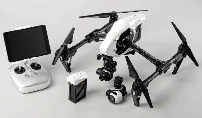 Kamera IR Dron Flir
