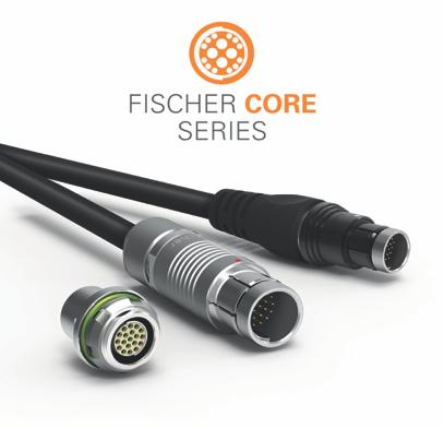 Seria złączy Fischer Core