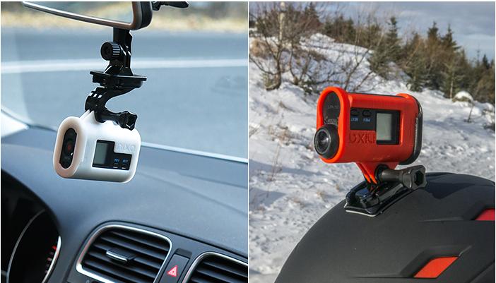 Druk 3D oferuje profesjonalistom całkowitą niezależność w tworzeniu dedykowanych części i ulepszeń do kamer sportowych.