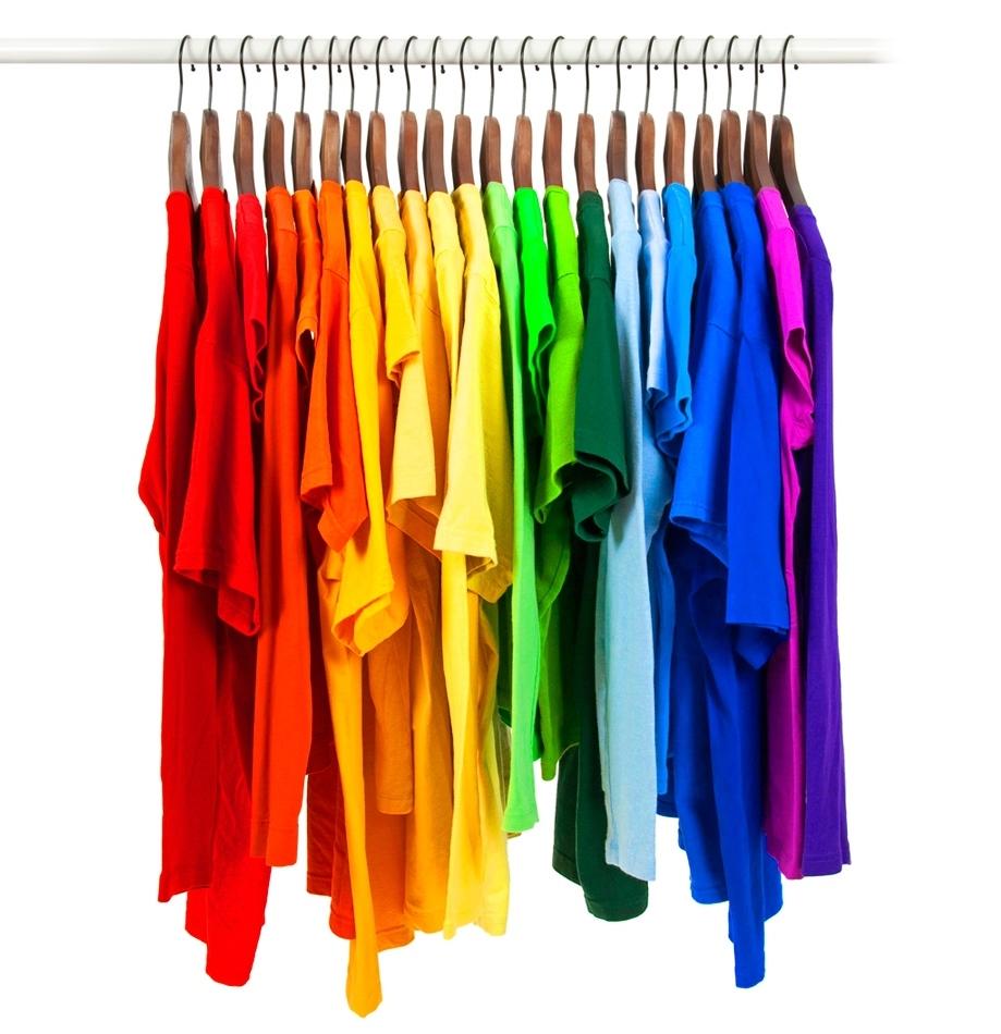 Ilustracja 1: Wizualizacja rozwiązań z CRI 80 – wyraźna różnica w nasyceniu barw.