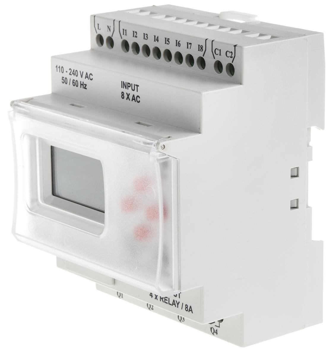 Sterowniki logiczne RS Pro