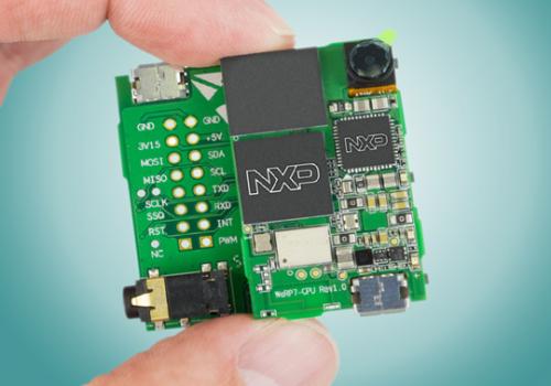 Paltforma rozwojowa WaRP7 ułatwi tworzenie noszonych na ciele urządzeń IoT