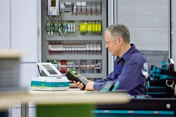 Mobilne drukarki Thermofox i Thermomark Prime są proste w użyciu nawet w złożonych projektach.