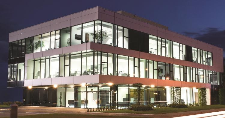 Centrum Biurowo-Szkoleniowe w Tychach