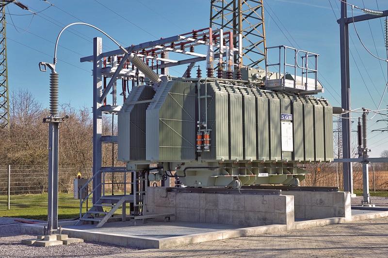 Systemy I/O pomagają, między innymi, przy monitorowaniu i sterowaniu transformatorami.
