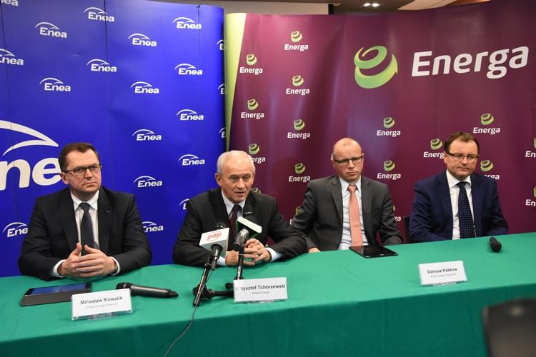 Energa i Enea ogłosiły przetarg na wyłonienie generalnego wykonawcy Elektrowni Ostrołęka C