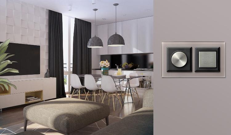 Zastępując tradycyjny osprzęt elektryczny multiłącznikami PRESTO użytkownicy mogą z jednego miejsca kontrolować pracę wszystkich gniazd wtykowych w pomieszczeniu, fot. Ospel