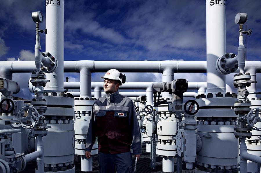 ABB modernizuje magazyn gazu, który zwiększy bezpieczeństwo energetyczne Polski