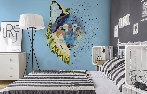 Fototapety ociepl przestrze mieszkania aran acja for Mural na tamie w solinie