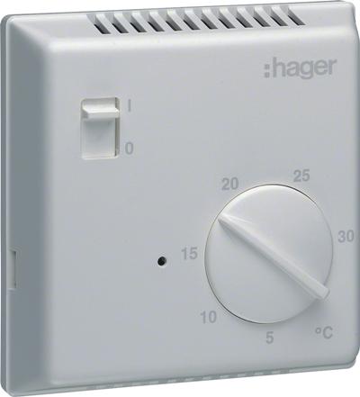 Termostat bimetalowy Fot. Hager
