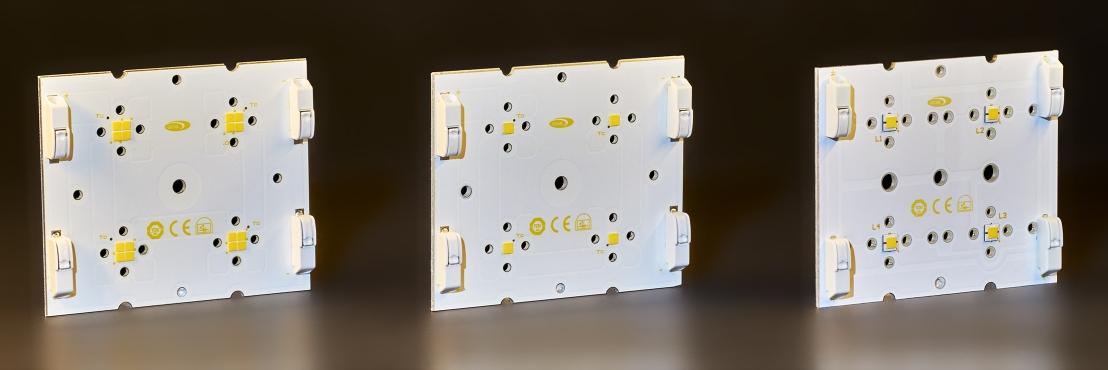 Moduły LED oparte o technologię Wicop