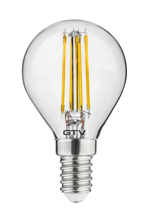 Filament LED ala żarówka Edisona