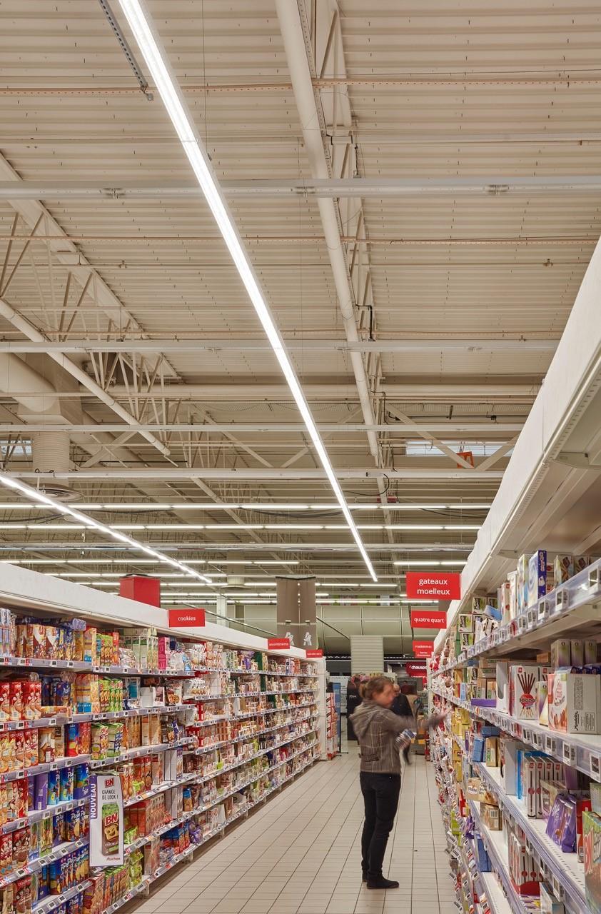 Nowy System Liniowego Oświetlenia Led Stworzony Z Myślą O