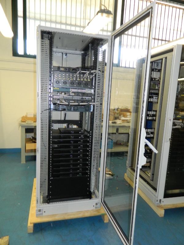 IP TV Rack