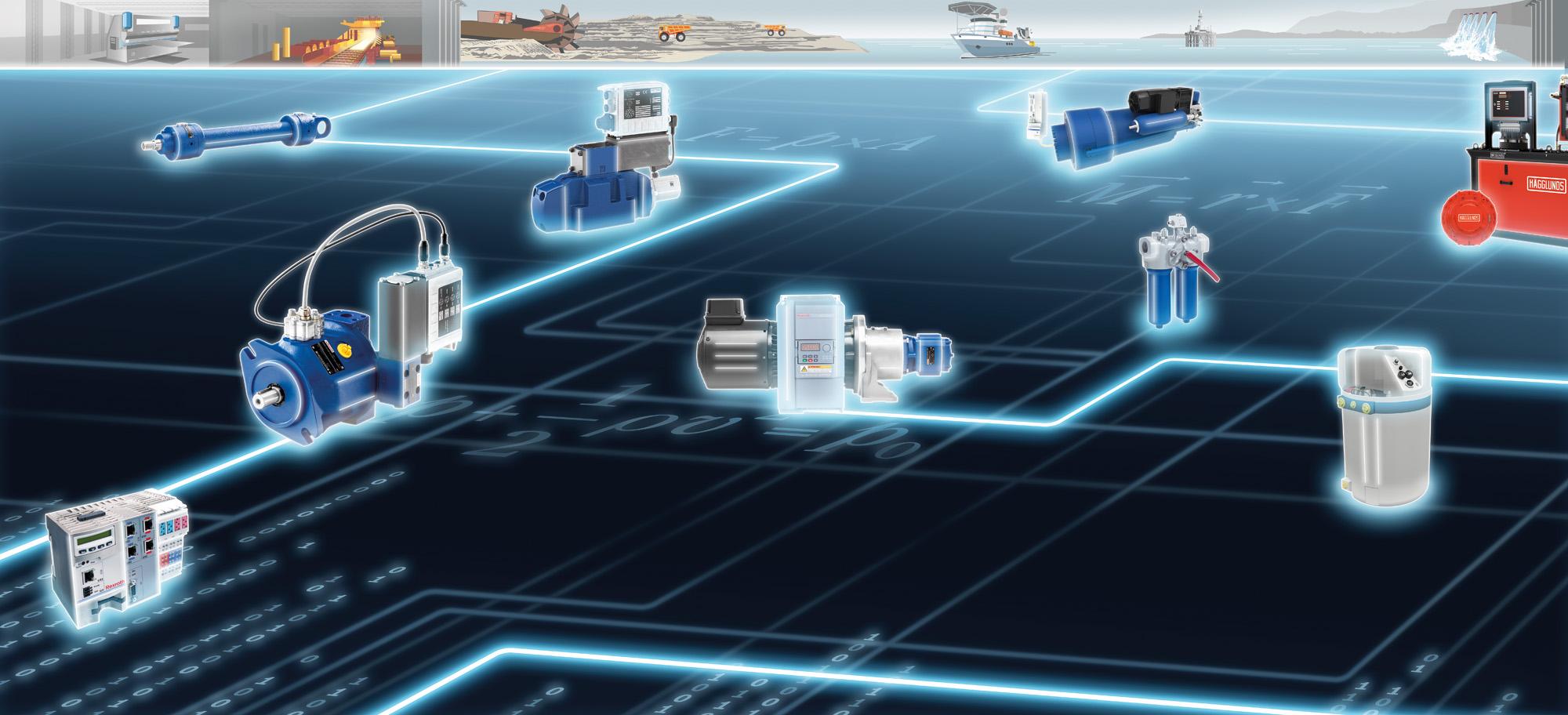 Bosch Rexroth stawia na produkcję zintegrowaną w sieci