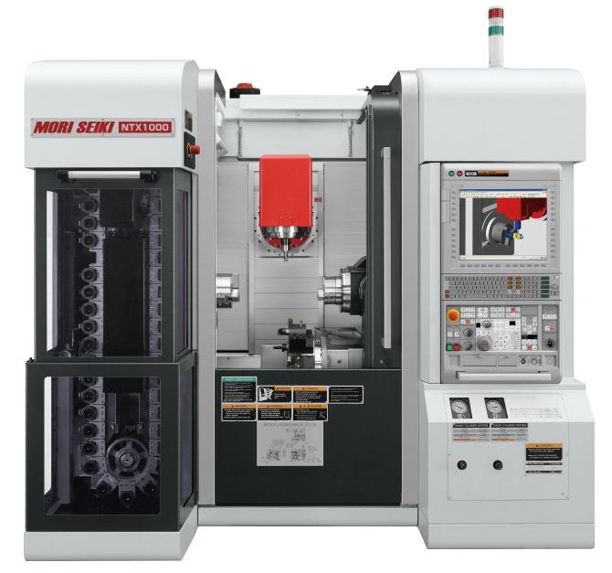 Współczesna maszyna CNC